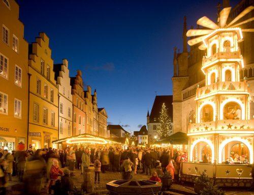 Weihnachten in Osnabrück erleben