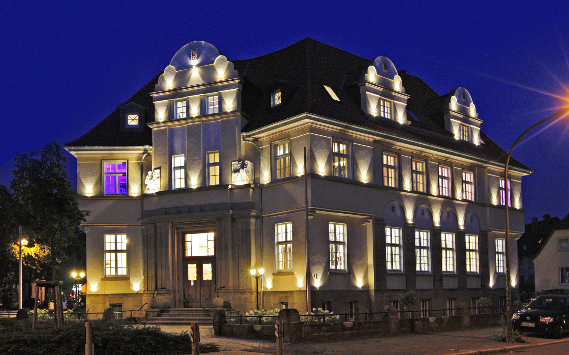 Osnabrück Nacht erleben
